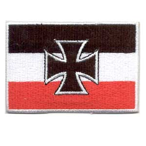 World War 1 German Flag Patch